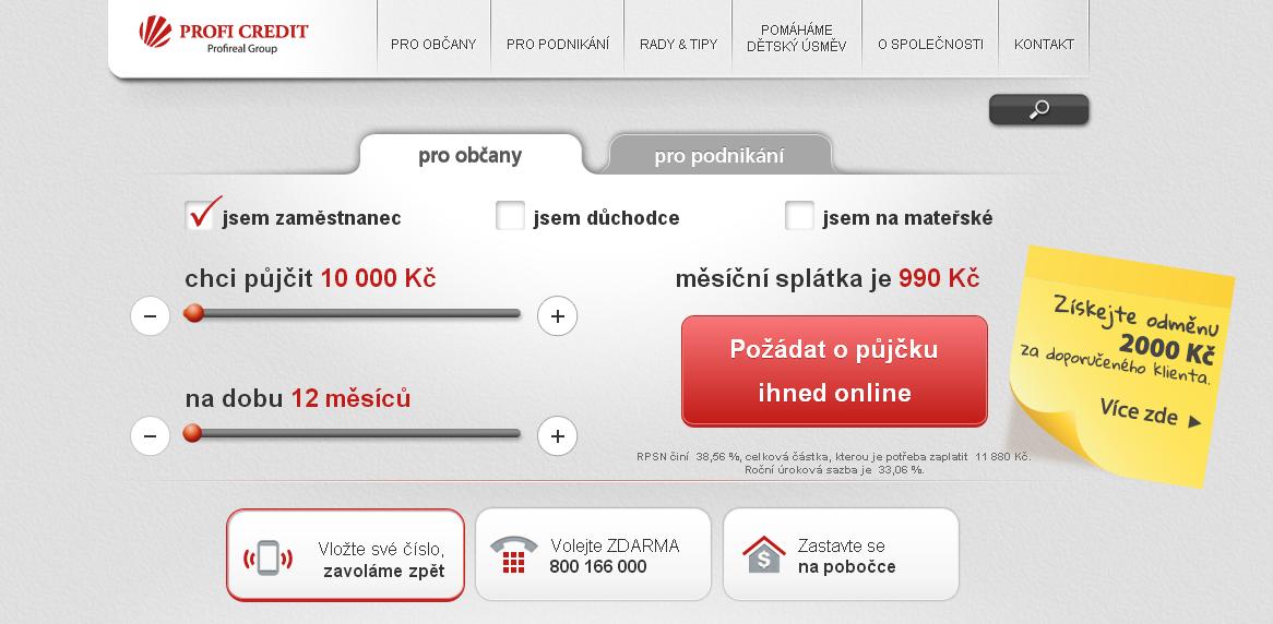 Online pujcky ihned blatná zámek