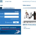 Proč využít Servis24 přihlášení na účet?